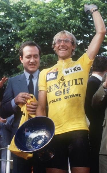 1983 Tour de France champion