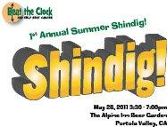 1st Annual Summer Shindig